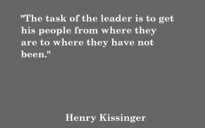 Quote: Henry Kissinger