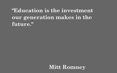 Quote: Mitt Romney