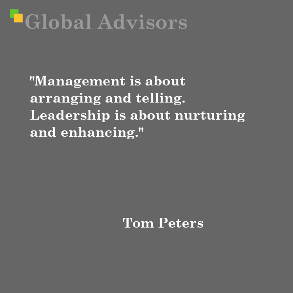 Quote: Tom Peters