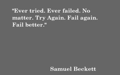 Quote: Samuel Beckett