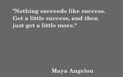 Quote: Maya Angelou