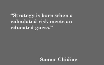 Quote: Samer Chidiac