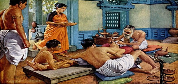 Image result for vedic surgery