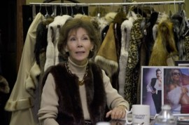 Donna Salyers tells her Fabulous-Furs story. Photo Credit: Scootermediaco.com