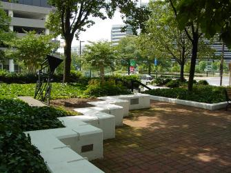 Green Public Space
