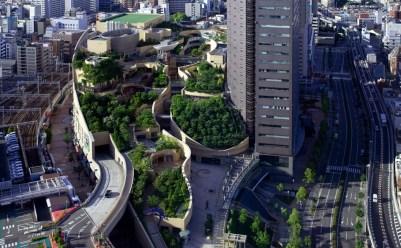 Namba Park, Japan