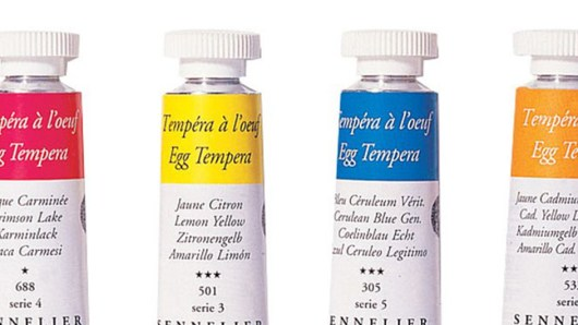 Sennelier Egg Tempera | Global Art Supplies