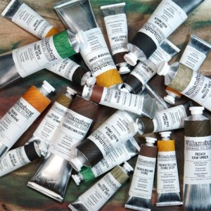 Williamsburg Oil | Global Art Supplies