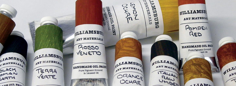 Williamsburg Oils | Global Art Supplies