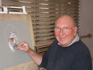 Bob Elcock | Cretatcolor | Global Art Supplies