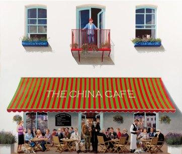 Trinity Cafe | Golden Acrylics