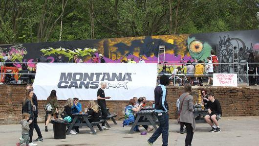 Montana Cans UK
