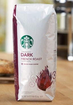 French Roast Starbucks Coffee Company