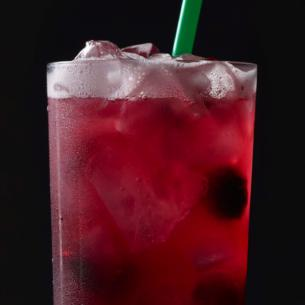 Starbucks Very Berry Hibiscus Refresher