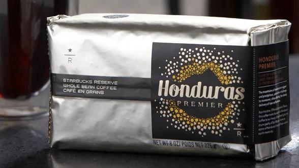 Honduras Premier Starbucks Coffee Company