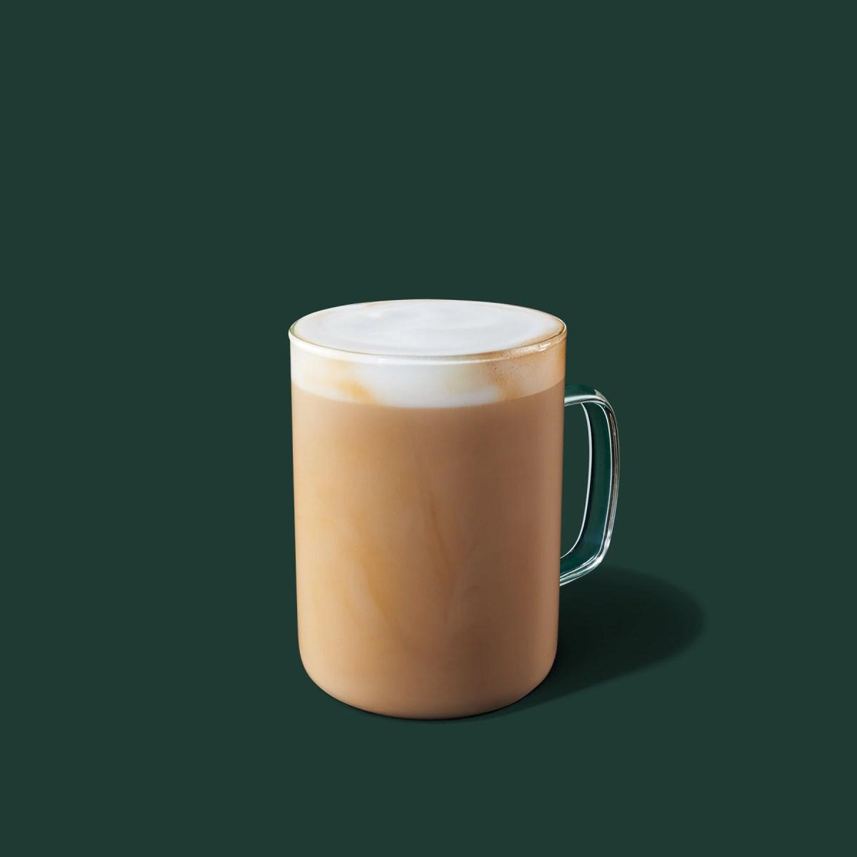 Starbucks Blonde® Vanilla Latte: Starbucks Coffee Company