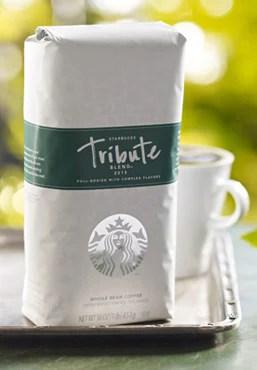 Starbucks® Tribute Blend