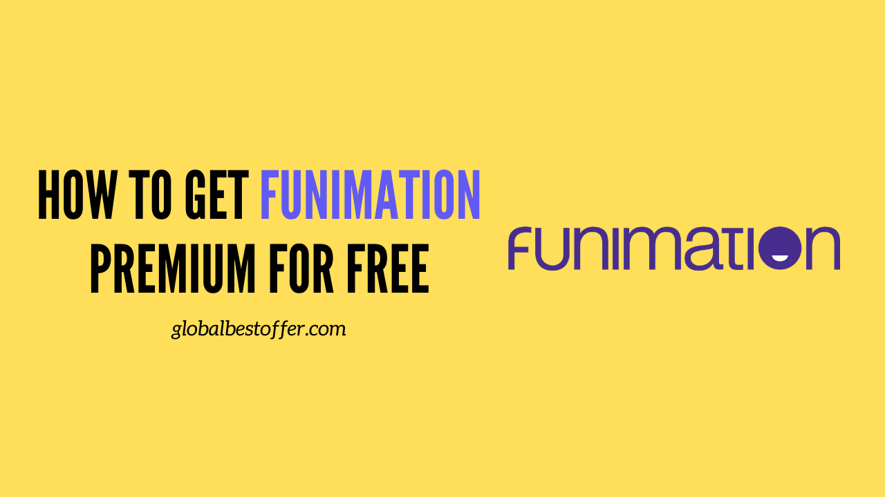 Code free promo trial funimation How to