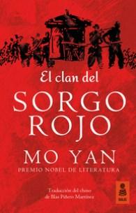 Sorgo rojo, de Mo Yan