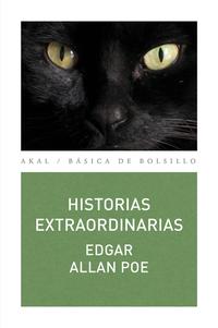 Historias Extraordinarias, de Edgar Allan Poe