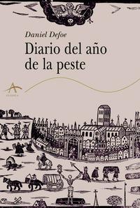 Diario del año de la peste, de Daniel Defoe