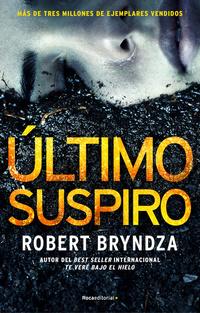 El último suspiro de Robert Bryndza
