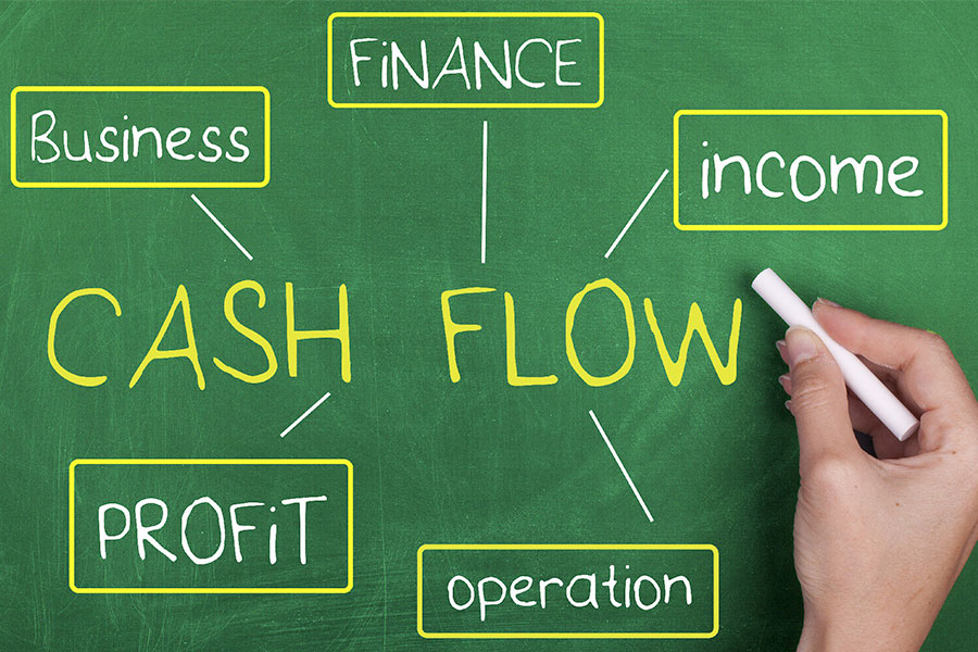How outsourcing helps cashflow