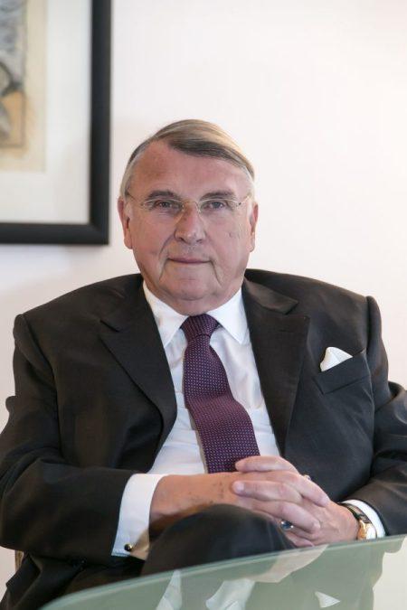 """Klaus Mangold: """"Russland bleibt ein riesiger und spannender Markt"""""""