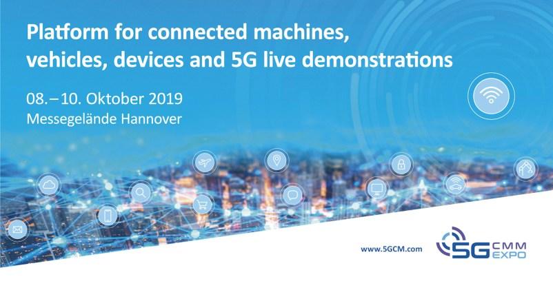 5G-Expo:  Impulse für industrielle Innovation