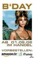 Beyonce Germany