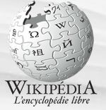 Wikipedia logo - french