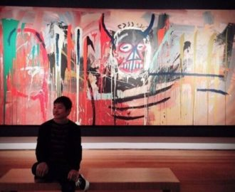 【気になるNews】Japanese art enthusiast Yusaku Maezawa in $98m art spree  (BBC News)