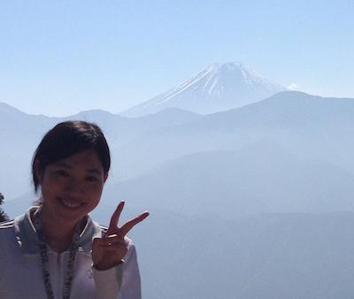 【元添乗員ふきこのブログ】The start of Mt. Fuji-climing season.