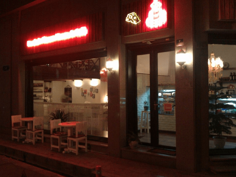 Parchak Cheese House