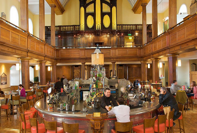 The Church Cafe Bar