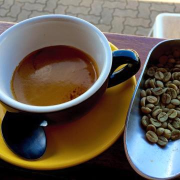 Gas Espresso