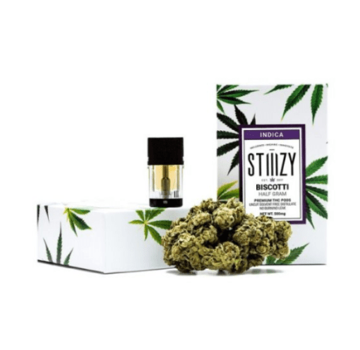 Buy Stiiizy Purple Punch Premium THC