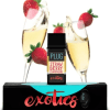 Buy PLUGPlay Exotics Strawberry Champagne Vape 1G Cartridge Online