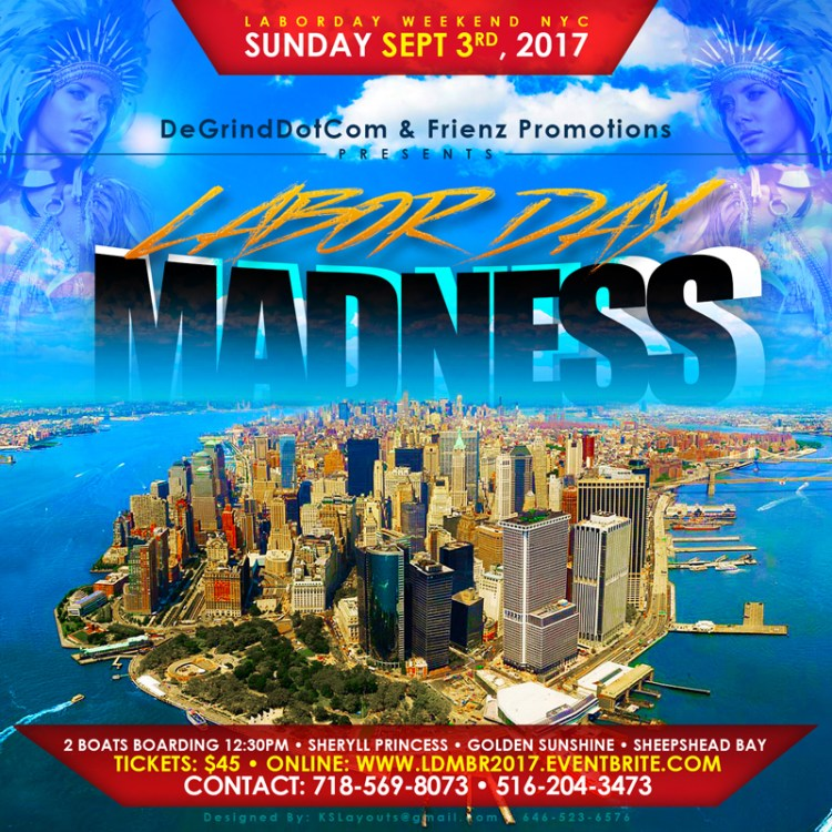 Labor Day madness 2017