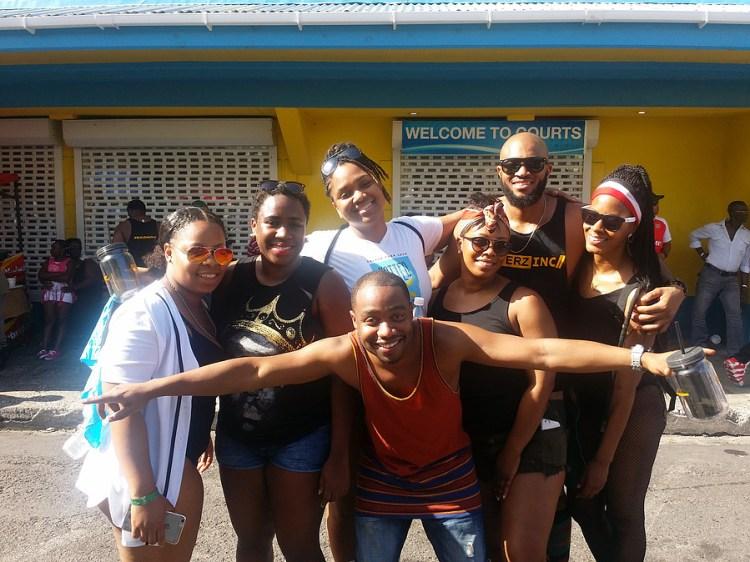 Dominica Carnival Monday
