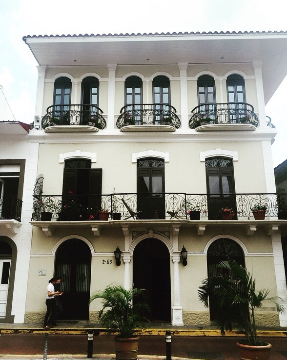 Home in Casco Viejo