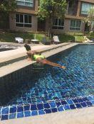 DCondo Creek Swimming