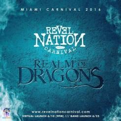 Revel Nation 2016 Band Launch