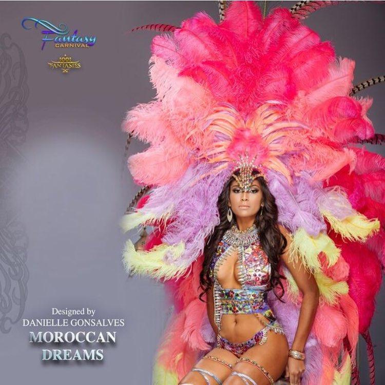 Moroccan Dreams Fantasy Carnival 2017