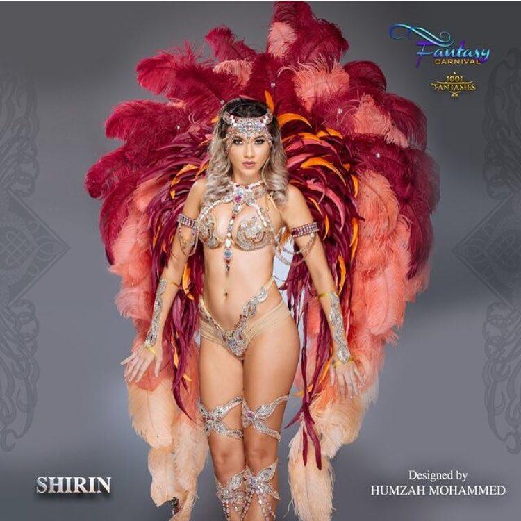 Shirin Fantasy Carnival 2017
