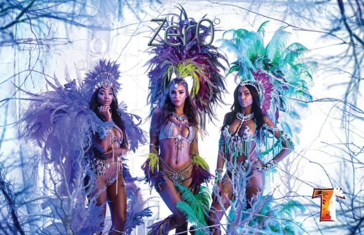 Tribe Carnival Zeroes Theme 2017