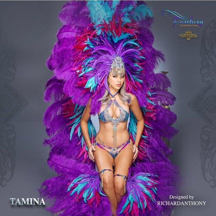 Tamina Fantasy Carnival 2017