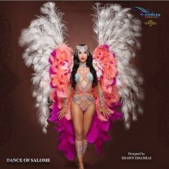Dance of Salome Entice Carnival 2017
