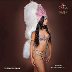 Kiss of Deliah Entice Carnival 2017
