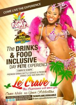 Le Crave Grenada Carnival 2016